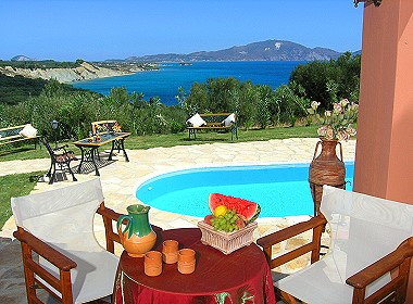 Keri Lake, Zante, Zakynthos - Athenea Villas Photo 1