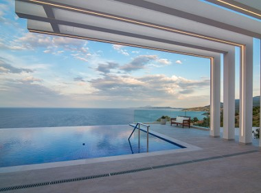 Agios Nikolaos, Volimes - Aurora Luxury Villa Photo 1
