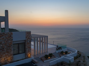 Agios Nikolaos, Volimes - Aurora Luxury Villa Photo 2