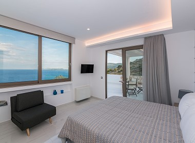 Agios Nikolaos, Volimes - Aurora Luxury Villa Photo 5