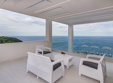Agios Nikolaos, Volimes - Aurora Luxury Villa Photo 10