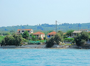 Drosia Beach - Kipseli, Zakynthos,Zante - Beach Bungalows Photo 4