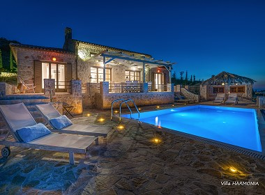 Βολίμες - Blue Caves Villas Photo 3