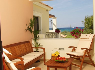 Tsilivi, Zante, Zakynthos - Christys Beach Villas Photo 3