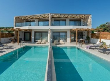 Psarou, Zakynthos - Mare & Sabbia D`oro Luxury Villas Photo 1
