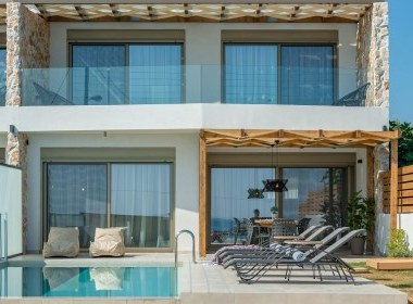 Psarou, Zakynthos - Mare & Sabbia D`oro Luxury Villas Photo 13