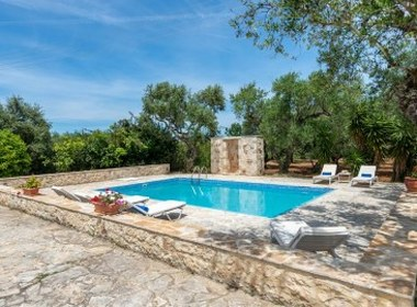 Tsilivi - Olivegrove Villa Photo 2