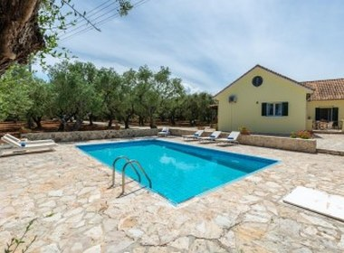 Tsilivi - Olivegrove Villa Photo 14