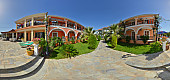 Garden 2 - Accommodation Oniro Studios 360 Virtual  Panorama Tour