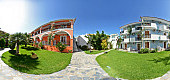 Garden - Accommodation Oniro Studios 360 Virtual  Panorama Tour