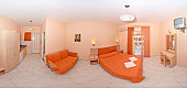 Room - Accommodation Oniro Studios 360 Virtual  Panorama Tour