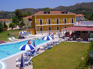 Kalamaki Zakynthos Zante Island Greece - Plubis Studios Apartments Photo 1