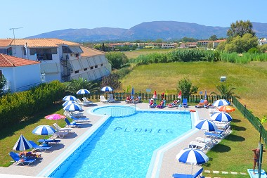 Kalamaki Zakynthos Zante Island Greece - Plubis Studios Apartments Photo 3