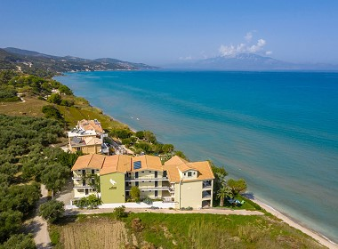 Alykes, Zante, Zakynthos - Sea View Hotel Photo 1