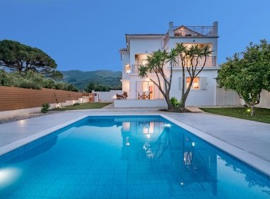 Vougiato, Zakynthos - Status Luxury Villa Photo 11