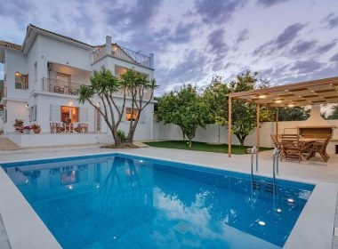 Vougiato, Zakynthos - Status Luxury Villa Photo 13