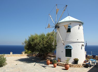 Skinari, Volimes, Zante, Zakynthos - Windmills Photo 2