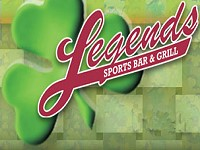 Legends Sports Bar and Grill ���� ������